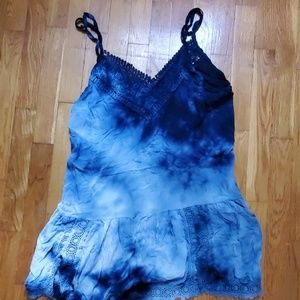 NWT DON'T ASK WHY Swim Coverup